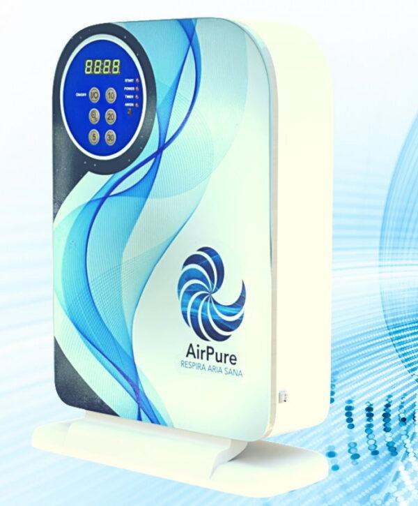 sanifica ozono